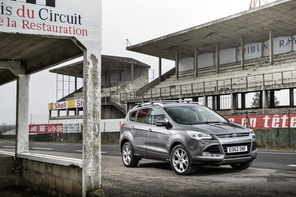 Ford Kuga 28 One ford 2013 suv