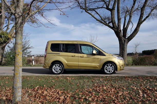 Ford Tourneo 18 Connect Van 2014