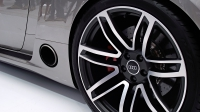Sidepipe am Audi TT clubsport turbo concept